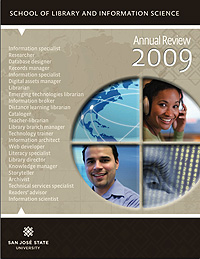 2009 Annual Review cover